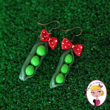 Boucles d'oreilles (valeur 8€)