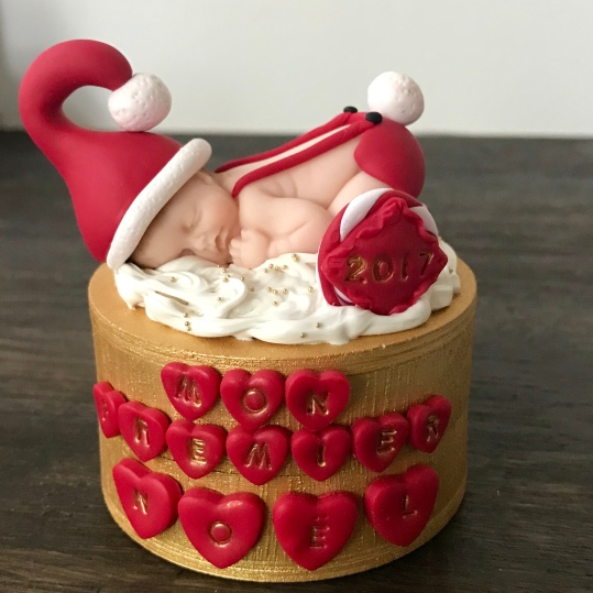 Nouveaux parents, arrivée de bébé cette année : célébrez ce premier Noël et gardez un magnifique souvenir !
